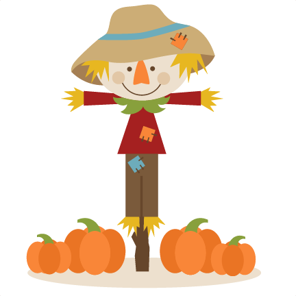Scarecrow clipart baby For files cut cute for