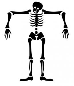 Scarecrow clipart body Scarecrow Art Skeletons Download Clip
