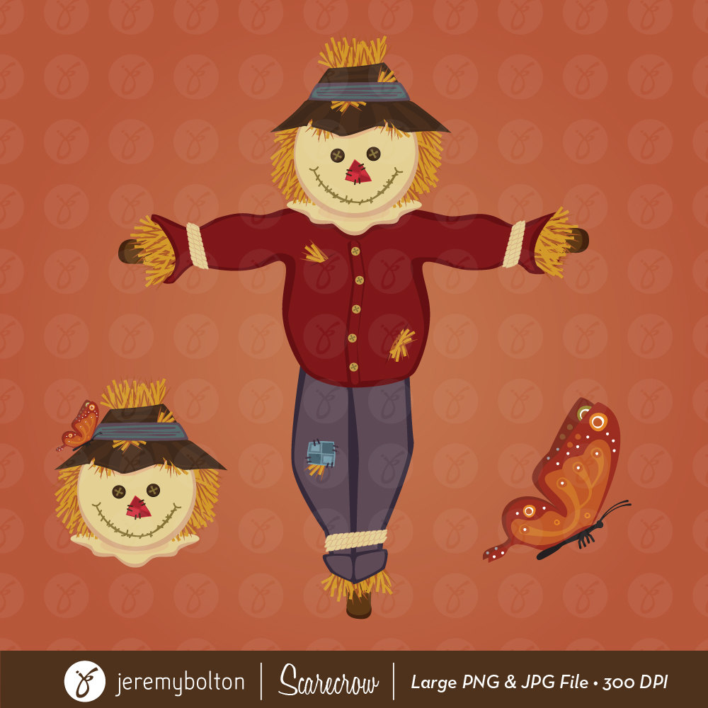 Scarecrow clipart body From Body Collection & Scarecrow