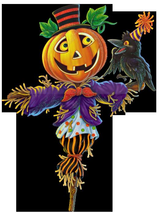 Scarecrow clipart creepy Image 2 Pumpkin 0 clipart