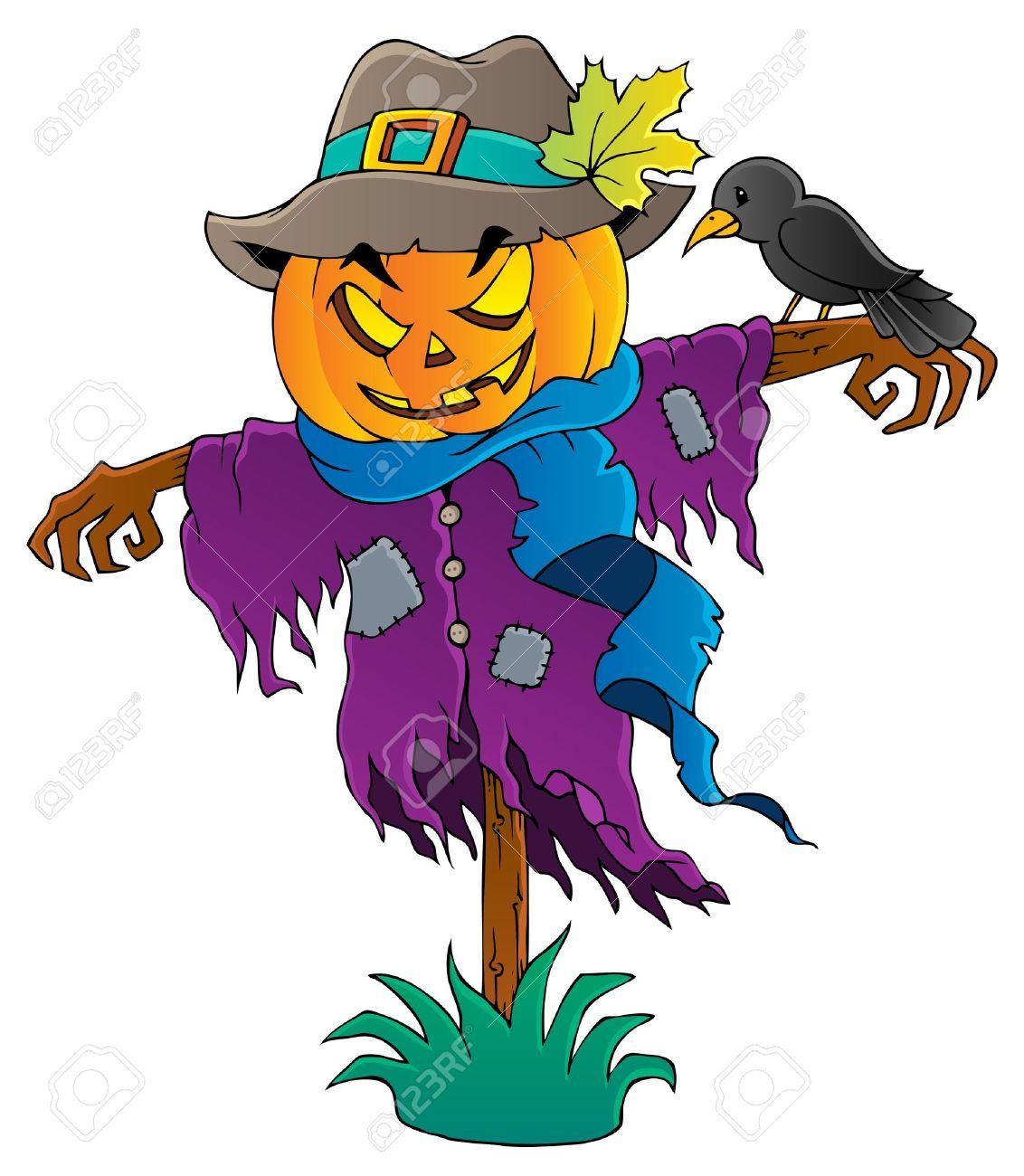 Scarecrow clipart creepy Fans Clipart scarecrow #25 art