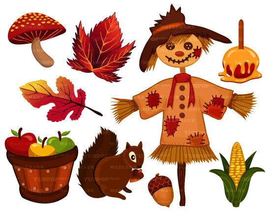 Leaves clipart fall season Autumn Season clipart clipart Thanksgiving