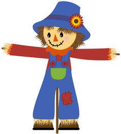 Scarecrow clipart female ANIMAIS biography FAZENDA clipart E