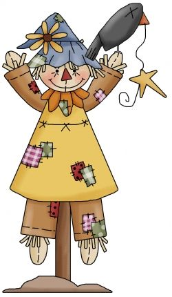 Scarecrow clipart female Best about holiday for 17