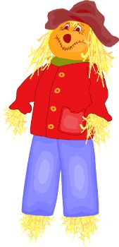 Scarecrow clipart harvest Image Picasa Web Scarecrow from