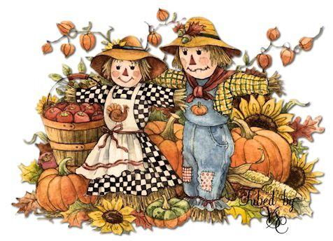 Scarecrow clipart harvest Scarecrows Harvest on best Pinterest