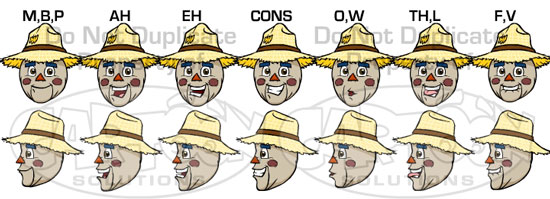 Scarecrow clipart mouth [Flash/Animate] Scarecrow mouth [Flash/Animate] Cartoon
