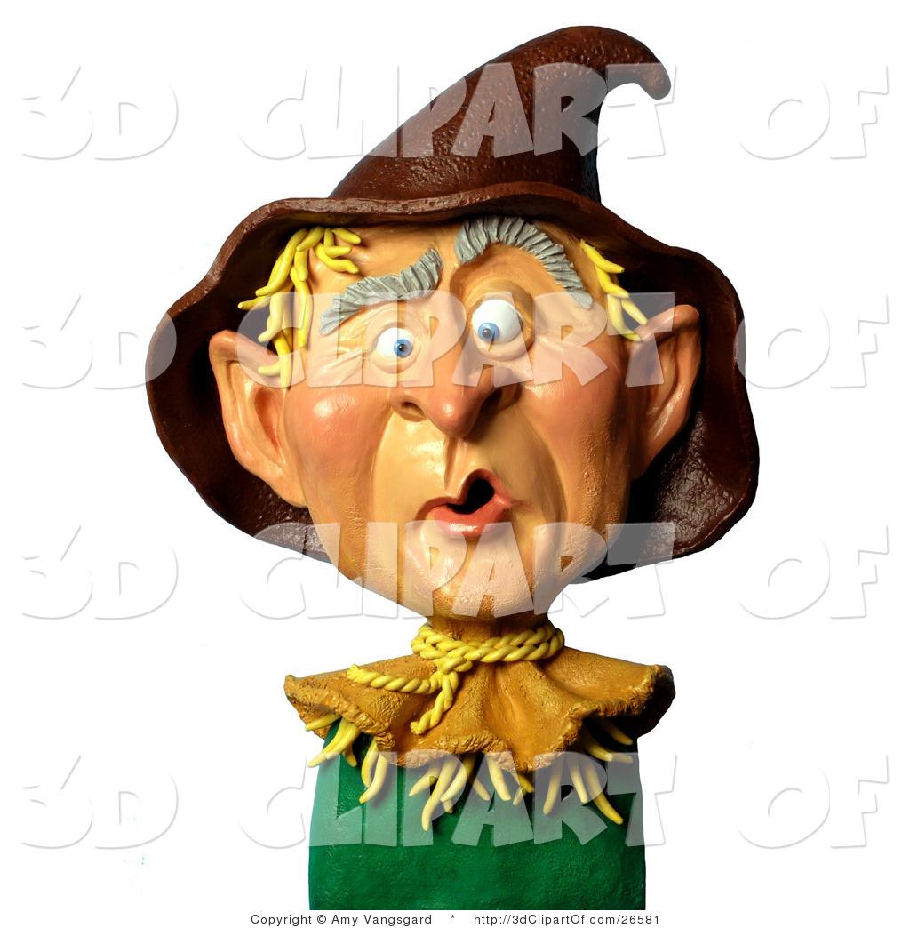 Scarecrow clipart mouth Clip Scarecrow 60 #82 Fans