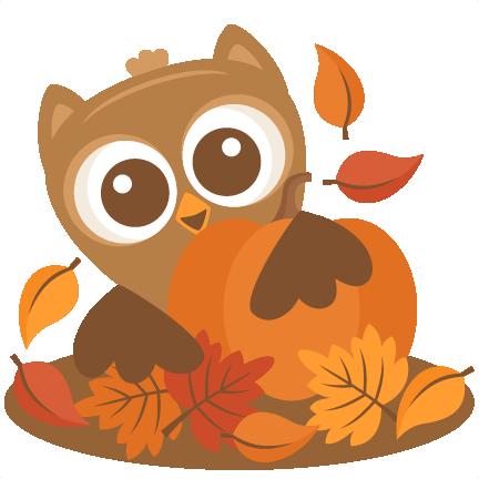 Owl clipart pumpkin  Pumpkin kate image fall