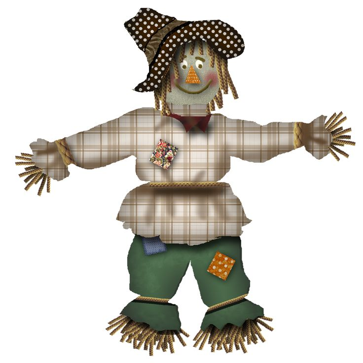 Scarecrow clipart paper And best Clip more on
