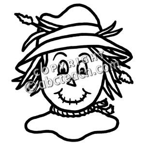 Scarecrow clipart scarecrow hat Scarecrow Panda Scarecrow Art Free