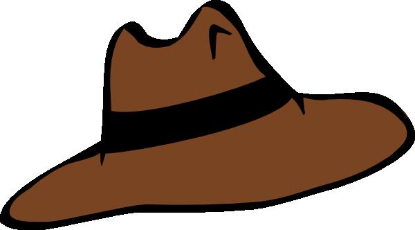 Straw Hat clipart scarecrow hat #1