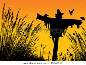 Feilds clipart wheat field Wheat Fields Wheat Scarecrow Image: