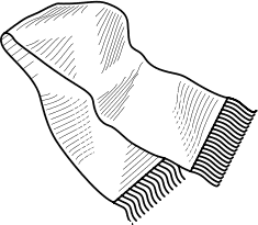 Scarf clipart Clip Scarf Scarf Download Art