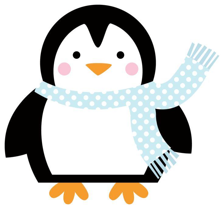 Penguin clipart scarf clipart By Arctic 70 süd Minus