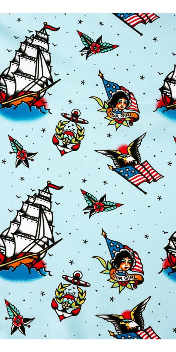 Scarf clipart sailor #11