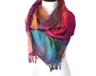 Scarf clipart shawl #3