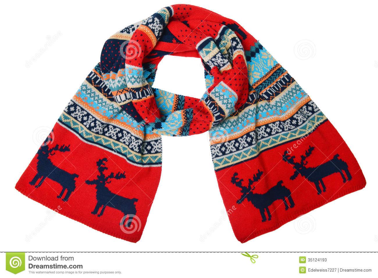 Scarf clipart shawl #1