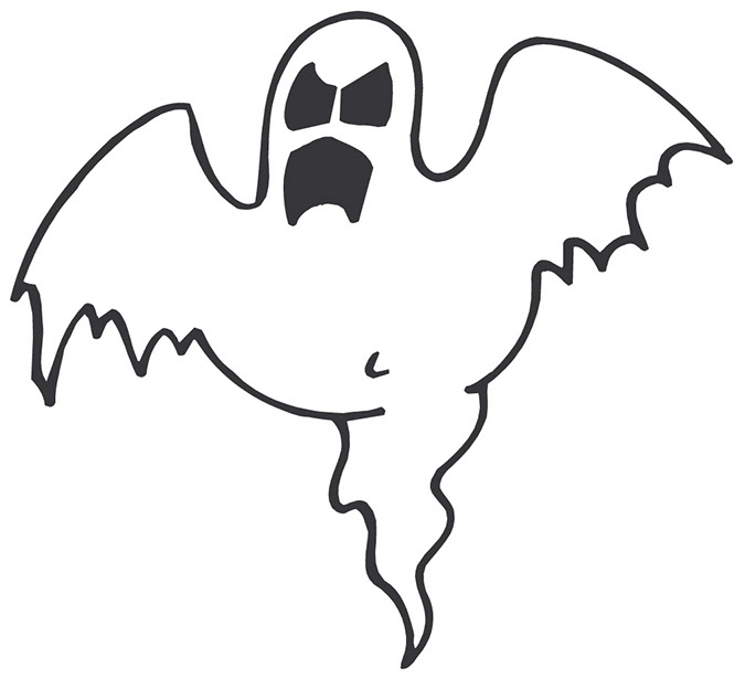 Scary clipart Free Clipart Scary Art Scary