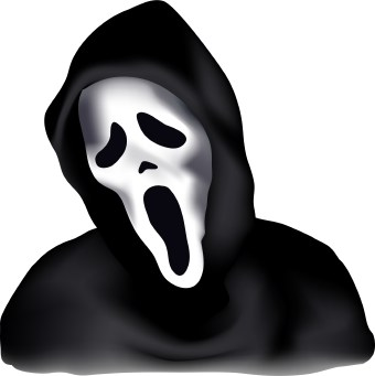 Scary clipart Scary art Fans 0 Clipart