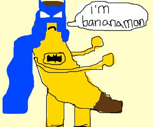 Scary clipart banana #7