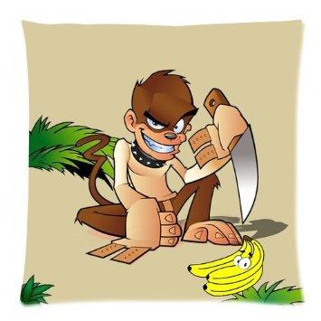 Scary clipart banana #9