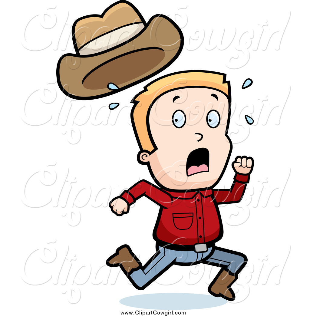 Scary clipart cowboy #4