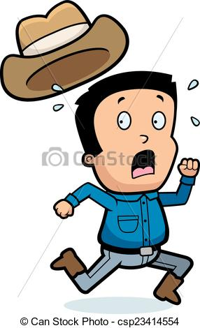 Scary clipart cowboy #1