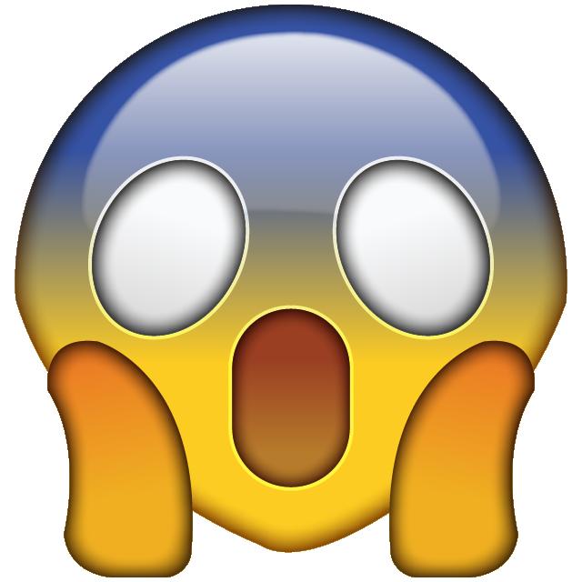 Scary clipart emoji #8