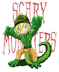 Scary clipart hunter #11