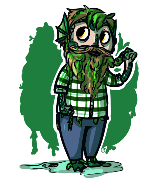 Scary clipart hunter #12