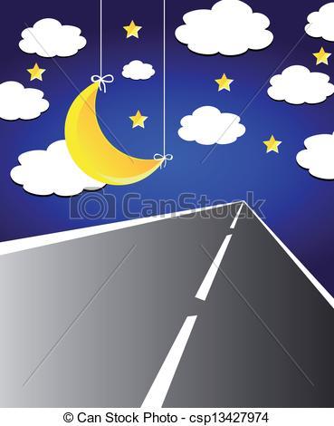 Scenery clipart dream #8