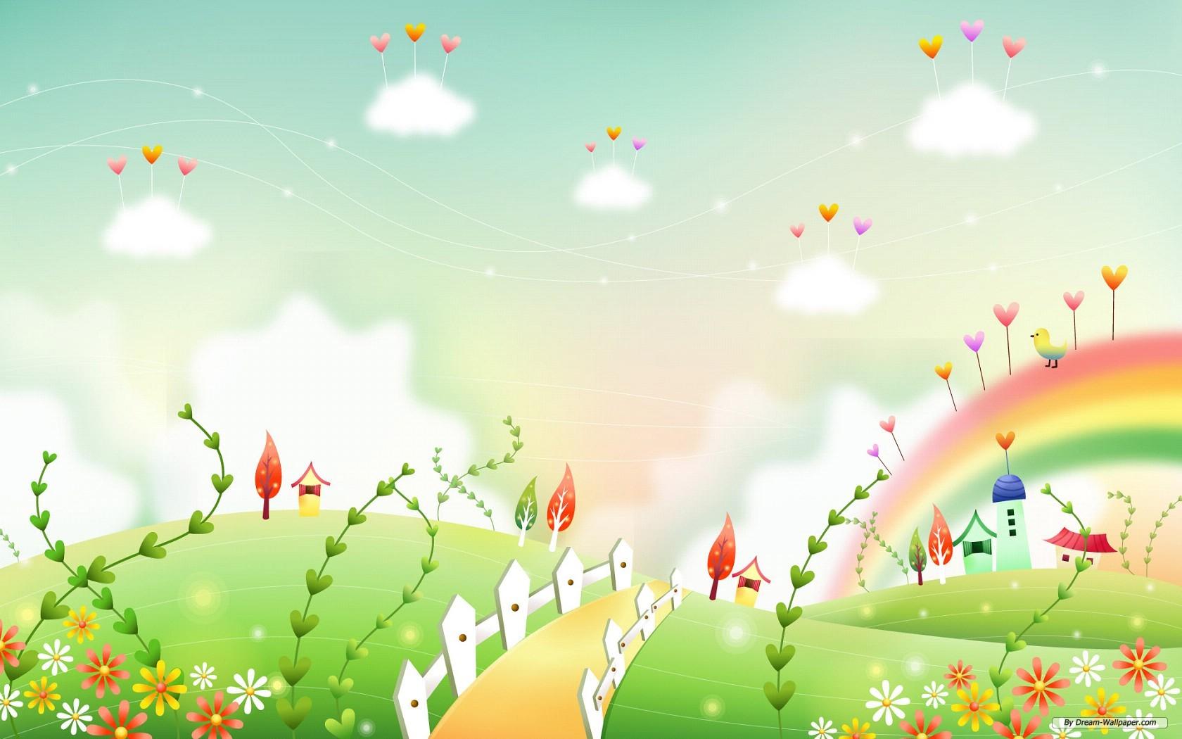 Scenery clipart dream #4