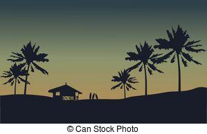 Scenery clipart seaside #15
