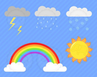 Scenery clipart spring weather #13