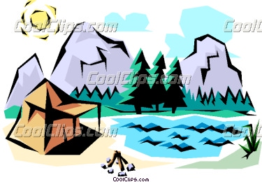 Mountain clipart mountain scenery Free Mountain Clipart River Images