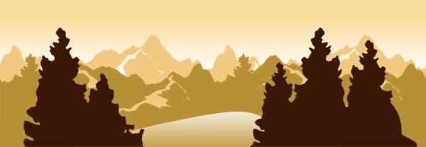 Mountain clipart mountain scenery Scenery Clipart Mountain Clipart Scenery