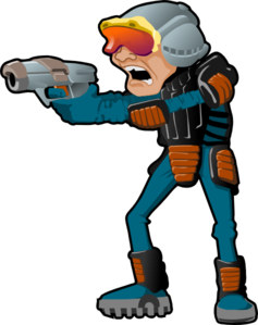 Sci Fi clipart #9
