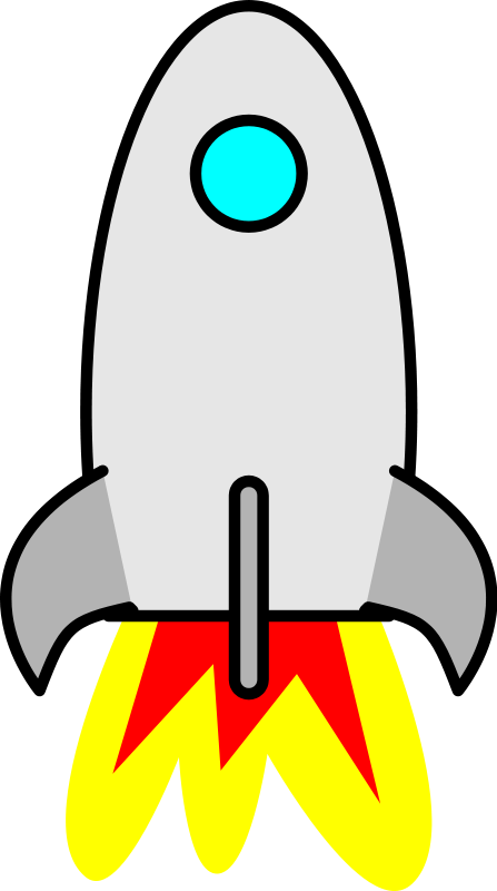 Science clipart rocket ship Rocketship on art use sci
