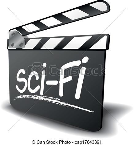 Sci Fi clipart #4
