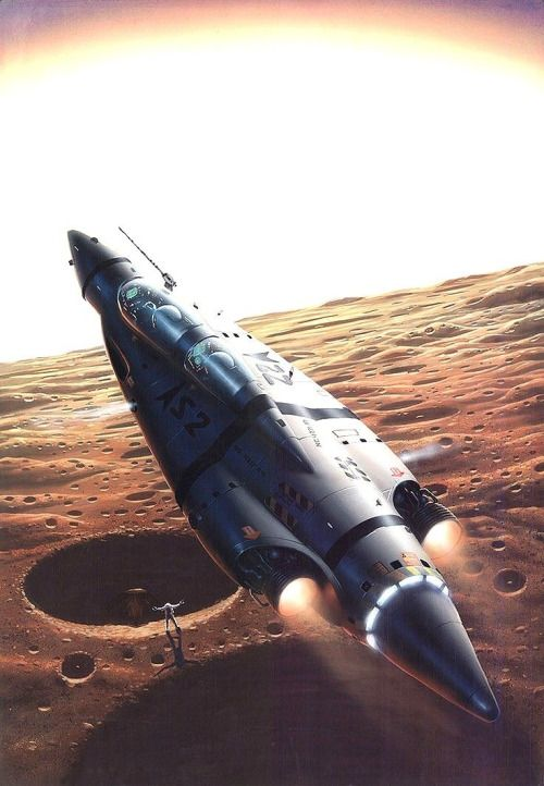 Sci Fi clipart nasa rocket #14