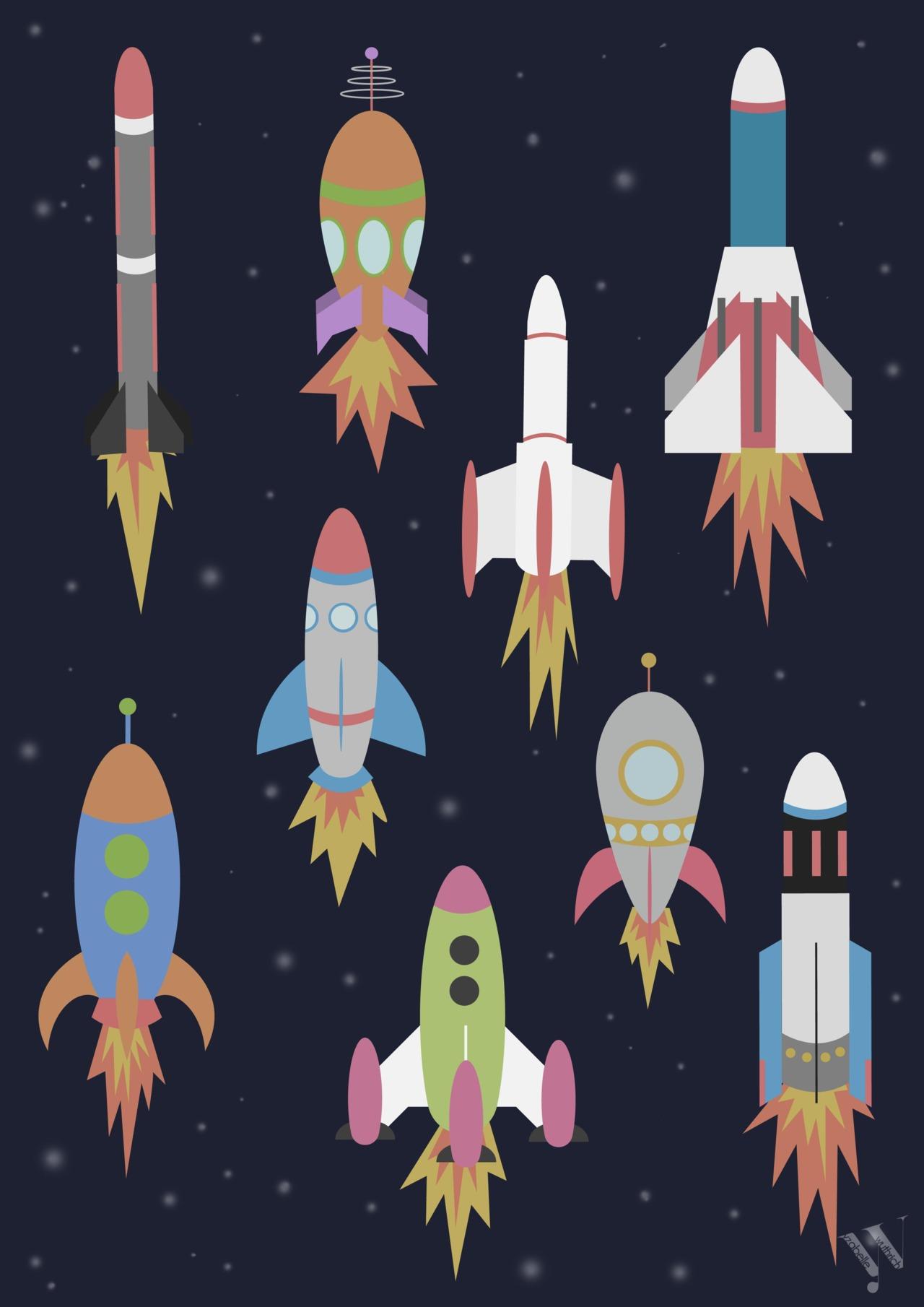Amd clipart rocket On and make program program