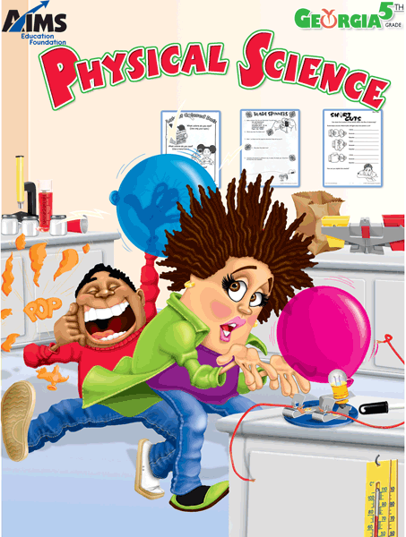 Science clipart 5th grade AIMS Science Physical Teacher GA