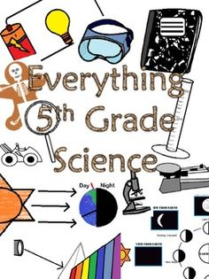 Science clipart 5th grade • with Science more over