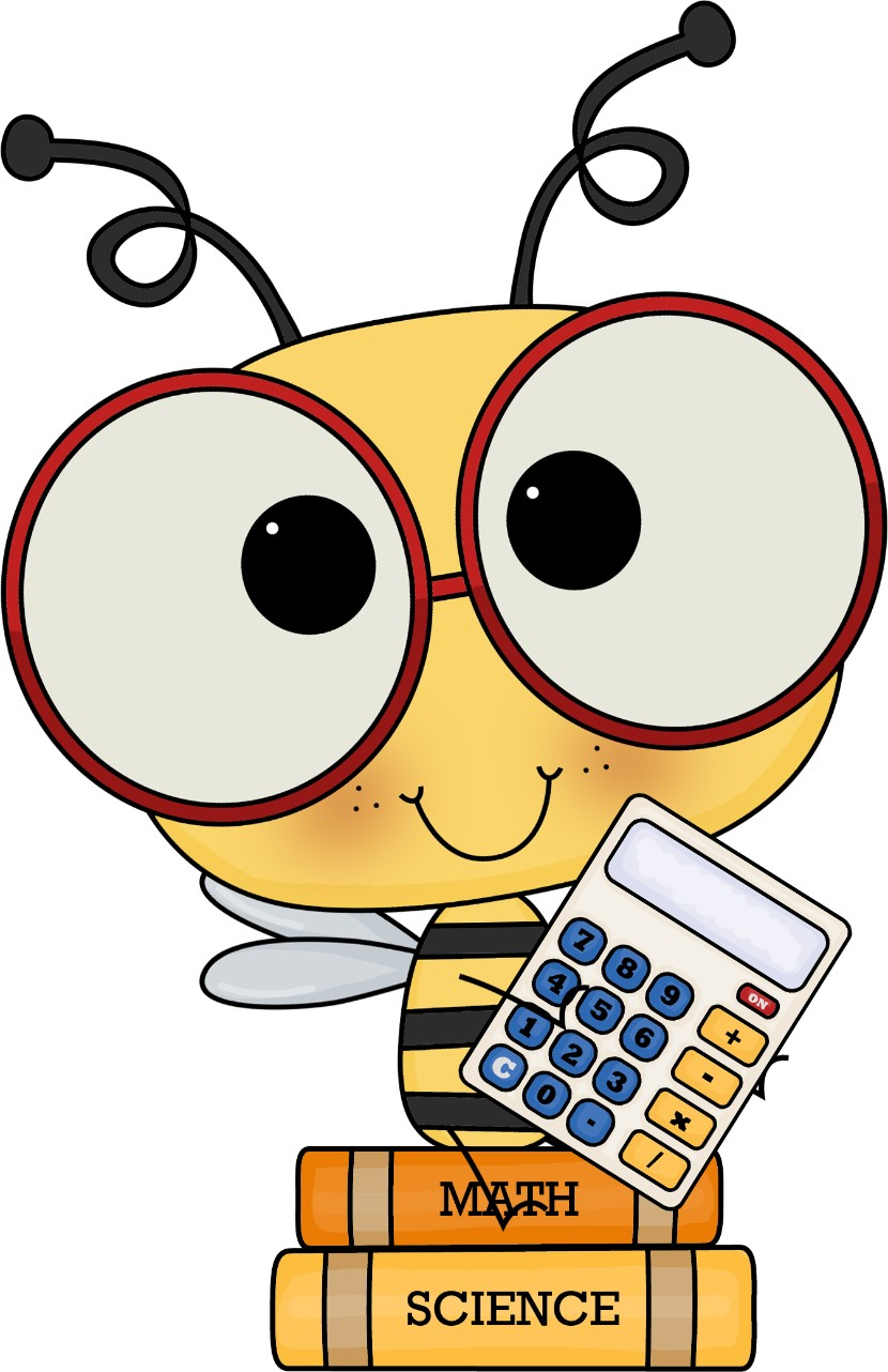 Science clipart bee #11