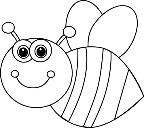 Science clipart bee #12