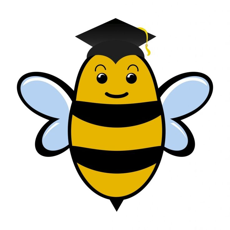 Science clipart bee #4