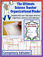 Science clipart binder Need Science: Binder!