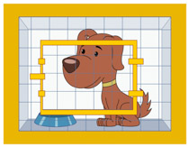 Cage clipart dog cage 100 Clipart prairie dog for
