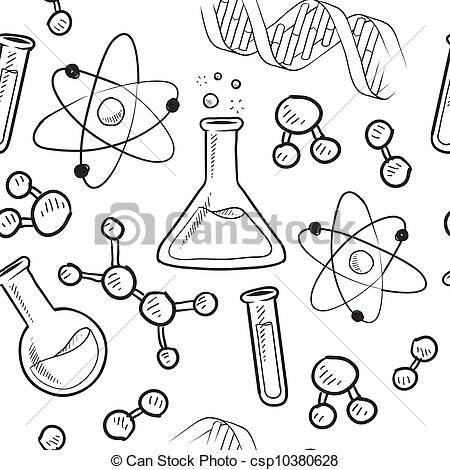 Science clipart doodle #11